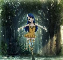 We are Fairy Tail- Wendy by Futuretabs
