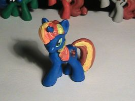 MLP Custom: Glass Cannon by TheBronzeGryphon