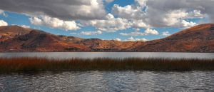 Lake Titicaca by FallenAngel-0202