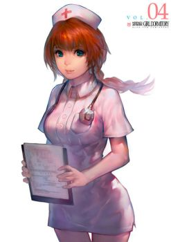 Nurse by Cushart