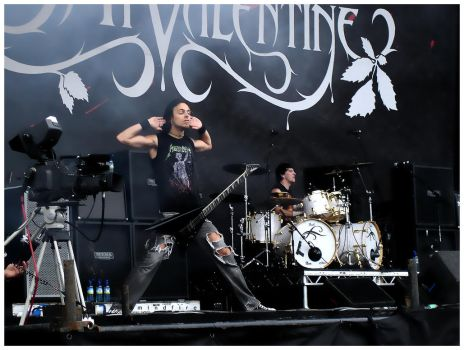 bullet for my valentine 1 by Mindfire