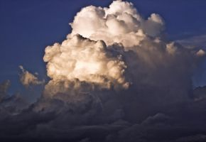 Clouds IX by Baq-Stock