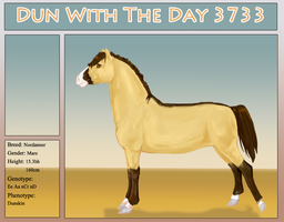 3733 Dun With The Day by Welshen