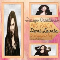 Demi Lovato by DesignCreationsOffi