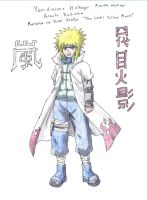 fourth hokage by shadowxxxneo