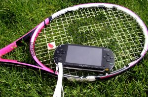 PSP Tennis by fanchielover15