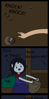 Marceline's Halloween by pikmin789