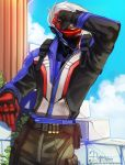 We're All Soldiers Now: Soldier 76 by Hassly