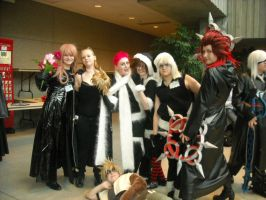 KH shoot aftermath by bloodyblackvalentine