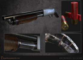 Sawed-Off Shotgun [details] by BringMeASunkist