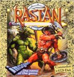Rastan Alternate Front Cover #3 by derrickthebarbaric