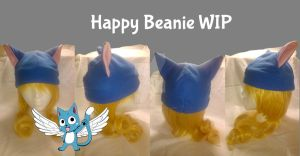 SewProject_Happybeanie Wip by Dare2DreamMedia