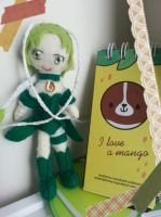 Mew Lettuce Plushie (FOR SALE) by CocoaSama