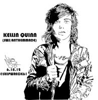 Kellin Quinn Sleeping With sirens by Hotgrillsandhightops
