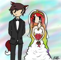 Its A Weddin!! by Ask-The-Fox-Princess