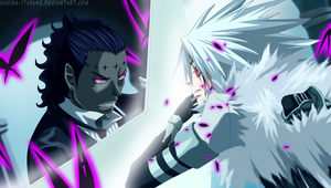 Tyki Mikk vs Allen Walker by uchiha-itasuke