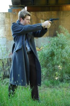 Capt. Jack Harkness Cosplay by namorfan