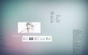 Minimal Desktop by andredk