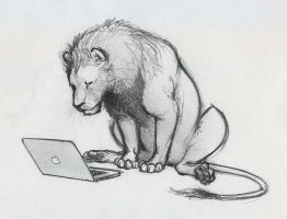 OS X Lion by RobtheDoodler
