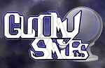 Gloomy Smiles logo by BloodyPink-M