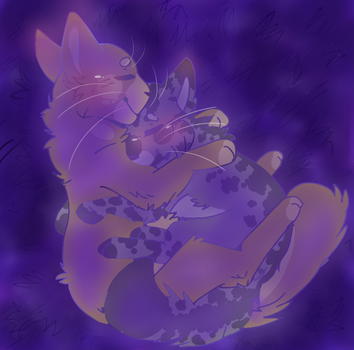 I Call it Magic When I'm Next To You by Tired-Mutt