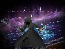 Roxas Background by MasterEraqus