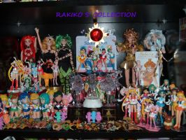 My Sailor moon collection 1 by RakikoHime