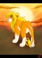 Namabi - Lion of the Sun by KingSimba