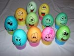 The Easter Mob by dhunley