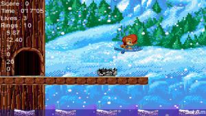SatAm Fan Game: Christmas Update Preview... by ClassicSonicSatAm
