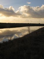 Water And Sky And Black by FiLH