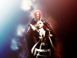 Magneto by jbeave