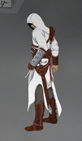 Altair by Algrenion
