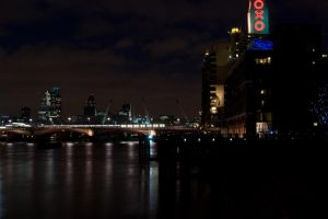 London by night 2 by LunaticDesire