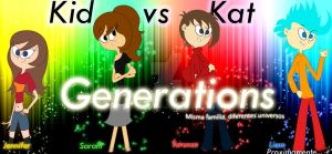 Kid vs kat Generations [Portada1] by Zeldamusiclover99