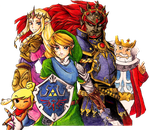 Hyrule Warriors Legends by HyliaBeilschmidt