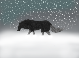 .:I Hate the Snow:. by The-Darkness-of-Fell