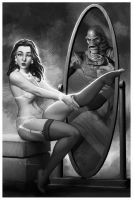 From the Black Lagoon by Valzonline