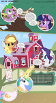 MLP: FiM - Without Magic Page 144 by PerfectBlue97