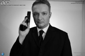 007 Cosplay Stock by Joran-Belar