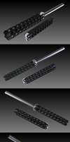 Balisong Trainer Mk. II by DaveLuck