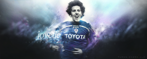 Jovetic / Inter's new Player by GherdezGFX