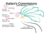 Autumn-Winter 2013 Commission Prices by KailaniinaliaK