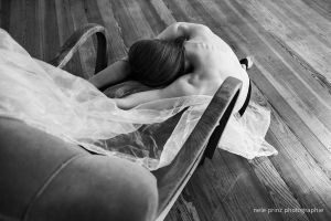 Quiet Silence by AntoinetteMarie