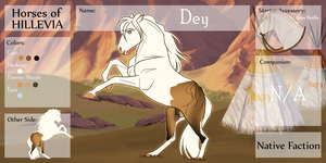 HOH | Native | Dey by Cat-Orb