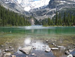 Lake O Hara- Stock by Swordexpert-Stock