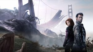 Defiance wallpaper (QHD) by Gerthold