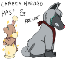 (Cameo's Needed) So Close, Yet So Far by redliger