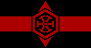 Flag of the Second Empire/Imperial Remnant by RvBOMally
