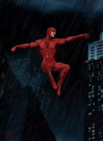 Dare Devil by MrWills